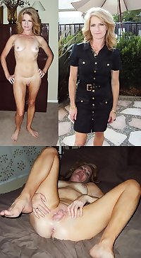 DRESSED & UNDRESSED - IS THIS YOUR WIFE? 2