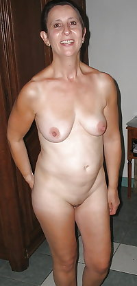 More mature wives and moms posing and being used
