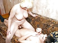 hot mature mom son's friend