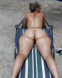 Candid Ass Beach - Butt Voyeur - Bikini Booty