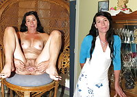 Amateur Moms & Milfs Before And After 004