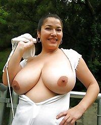 Mature Lover 142... Natural Busty & Hot Latina Mom